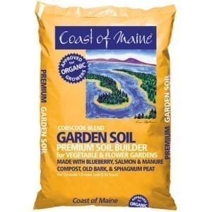 Cobscook Blend Garden Soil