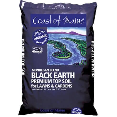 Monhegan Blend Black Earth Premium Topsoil