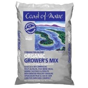 Stonington Blend Organic Grower's Mix