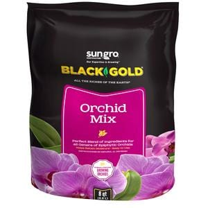 Black Gold Orchid Mix from Sun Gro