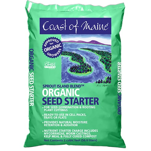 Coast Of Maine Sprout Island Seed Starter Mix