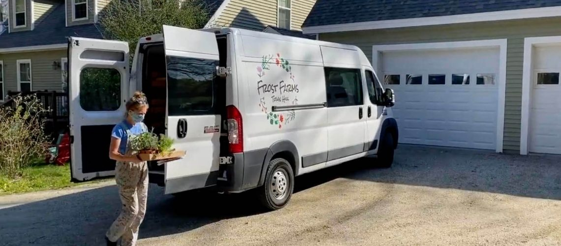 Frost Farm Delivery 2020